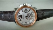 CARTIER DE CALIBRE LEATHER
