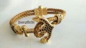 ANCHOR 18 K GOLD PLATED (GOLD)